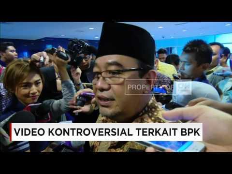 Ketua BPK Klarifikasi Soal 'Video Tantang Duel Ahok'