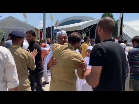 بعد عودتهم من السعودية.. حجاج من كشمير يعربون عن قلقهم بشأن الوضع في الإقليم …  - نشر قبل 3 ساعة