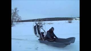 Z1 winter, аэросани
