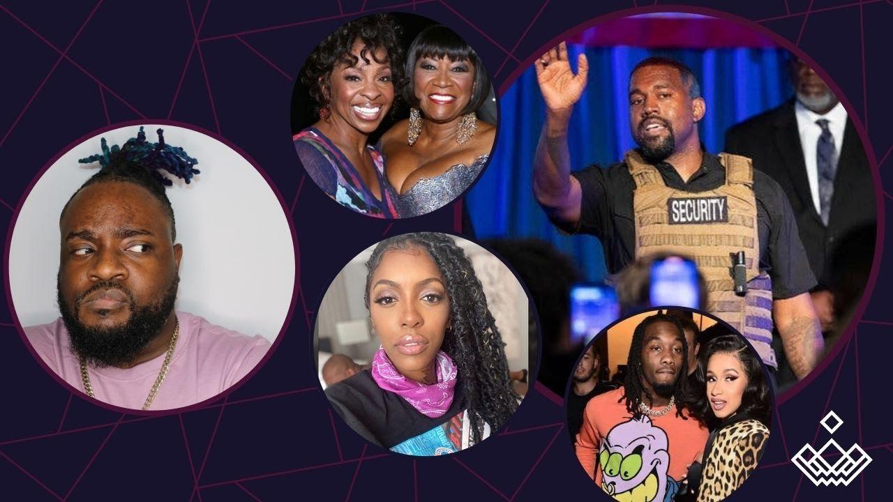 Patti & Gladys Verzuz, Kanye West, Breonna Taylor Settlement, Porsha & Kenya Moore, Cardi B & Offset