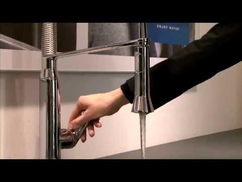 designkranenshop laagste prijs grohe minta touch elec. Black Bedroom Furniture Sets. Home Design Ideas