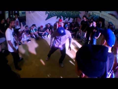 Asskicking Jam II 2017 | Prelim | Saturdaynight vs Scamp and Oman bboyz