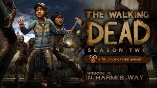 The Walking Dead: In Harm