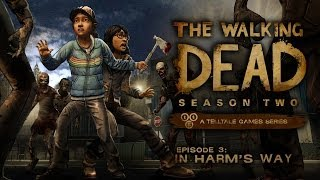 The Walking Dead: In Harm's Way (Season 2, Episode 3) Game Movie 1080p HD