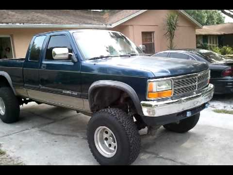 1993 Dodge Dakota Youtube