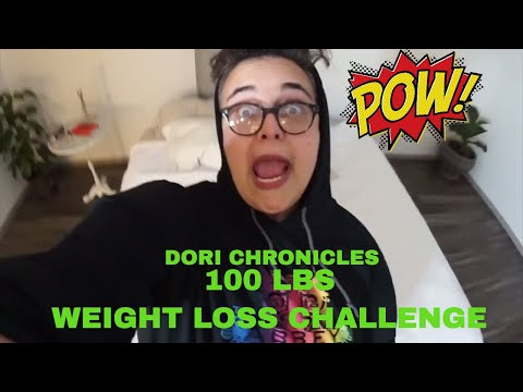 100 lbs WEIGHT LOSS JOURNEY & FITNESS  CHALLENGE | DORI CHRONICLES VLOGGER  | INTRO VIDEO WORKOUTS