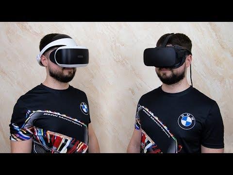 🔥 PlayStation VR vs Oculus Rift VR | Какой же шлем лучше? | Полноценный обзор-сравнение
