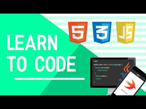How To Learn to Code For Beginners [2017]