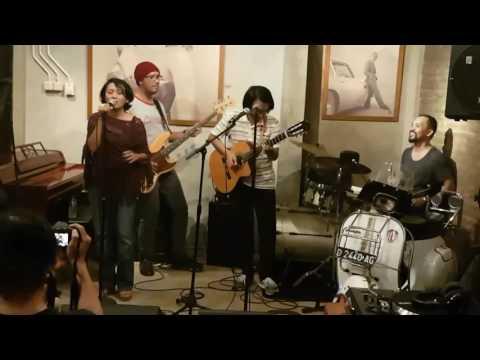 Klarinet ft. Gabriel Mayo - Pergi ke Bulan (Tetty Kadi's cover)