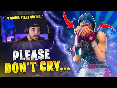 I Accidentally Made Her Cry *EMOTIONAL*  Random Fill