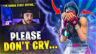 I Accidentally Made Her Cry... *EMOTIONAL* ( Random Fill )