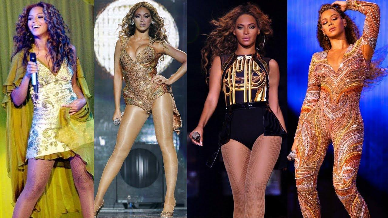 Beyoncé's SHORTEST to LONGEST Tours!