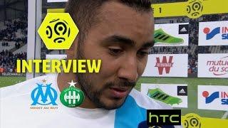 Interview de fin de match : olympique de marseille - as saint-etienne (4-0) - ligue 1 / 2016-17