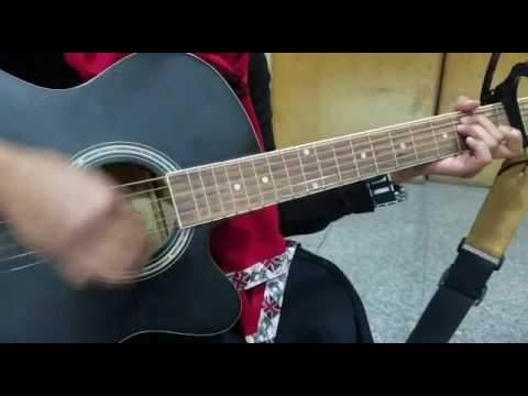 CINTA TAK TERBATAS WAKTU-NDX a.k.a Guitar Cover