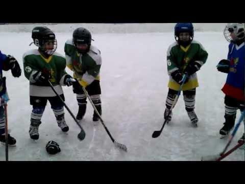 День рождения хоккеиста.