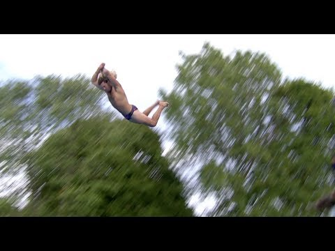 World Championships in Death Diving 2018 (Dødsing/Staples/Bellyflopp)