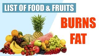 Top fat burning foods for women ...