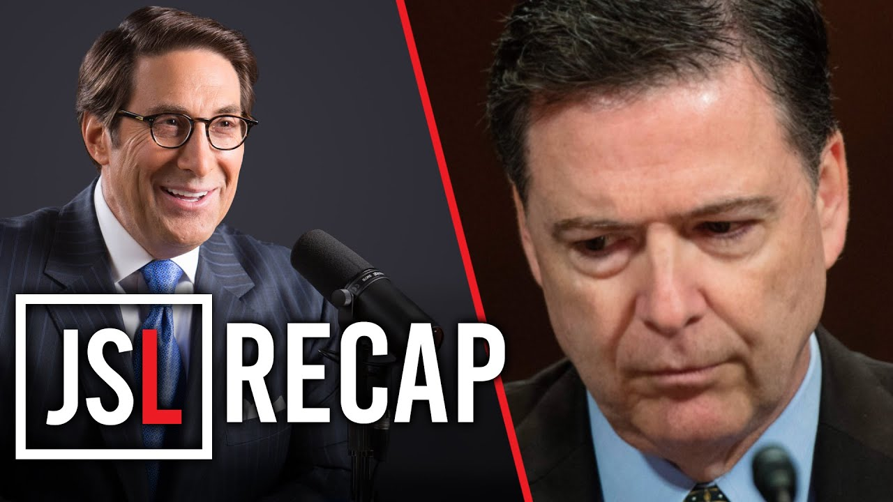 "ACLJ Files Lawsuit Against ""Sneaky, Leaky"" James Comey's Circle of Corruption"