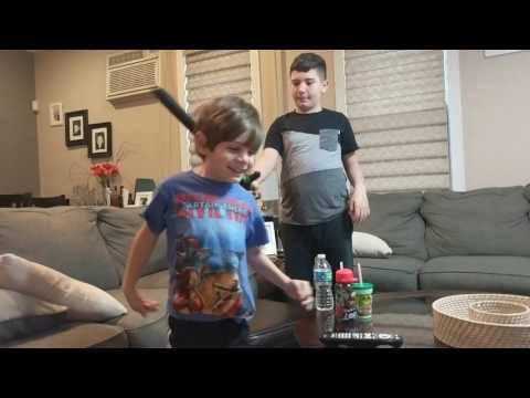 Adrian & Eddi slow motion