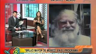 levntate bolivia con antonio vzquez el brujo mayor de mxico con predicciones imperdibles