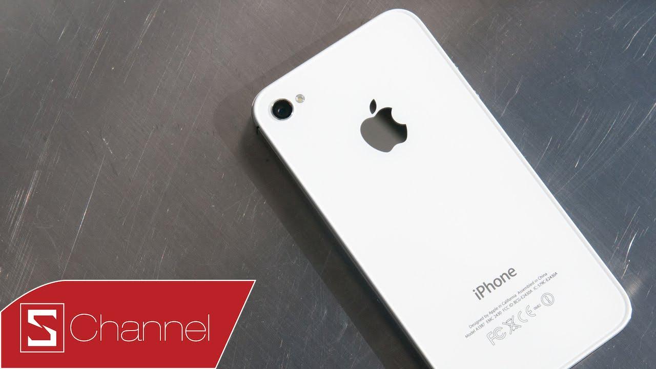 Schannel – iPhone 4S chưa active giá 3.2 triệu : Thêm lựa chọn phân khúc giá rẻ