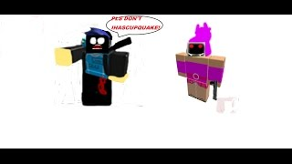 Ihascupquake is targeting me!| Roblox Jail Break!