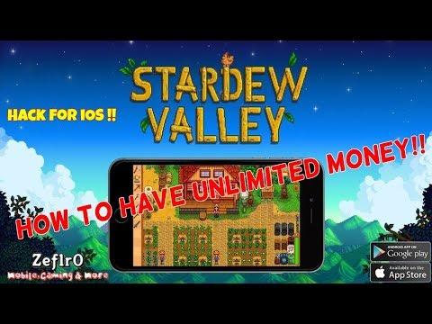 Stardew Valley [iOS Version] - How To Have UNLIMITED MONEY || Jailbreak Hack (UPDATE 2019)