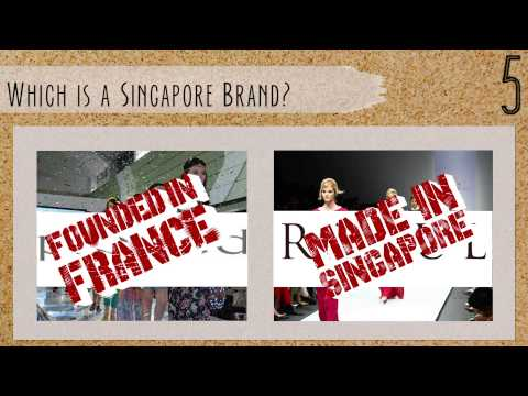 Singapore Brands | It Figures Decoded | Channel NewsAsia Connect