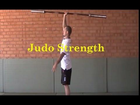 Effective strength Training for judo Essential Core exercises by Matt D'Aquino