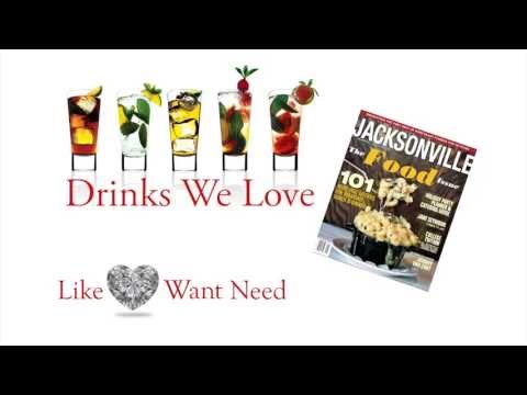 Drinks We Love: Jacksonville Magazine