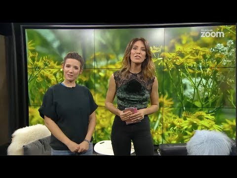 Anja Zeidler rappt live im TV bei Guelsha - Teleclub Zoom KABOOM
