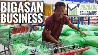 PAANO MAGSIMULA NG BIGASAN BUSINESS (madali at simple na paraan) | Negosyo Philippines
