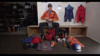 How To Pack For Ice Climbing
