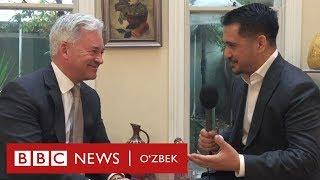 Британ депутат: Ўзбекистонда депутатларни сифатига қараб танлаш мумкин - BBC Uzbek
