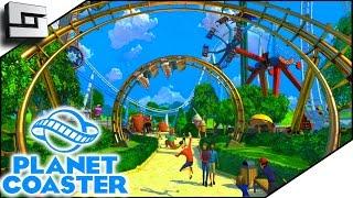 unbelievable detail planet coaster gameplay 1   sl1pg8r