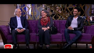 معكم مني الشاذلي | اللقاء الكامل مع الفنان آسر ياسين و اسرتة مع الاعلامية مني الشاذلي