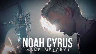 make me cry noah cyrus sebʌzti cover