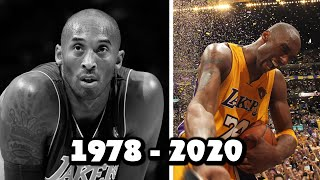 The Greatest Stories & Moments of Kobe Bryant's NBA Career
