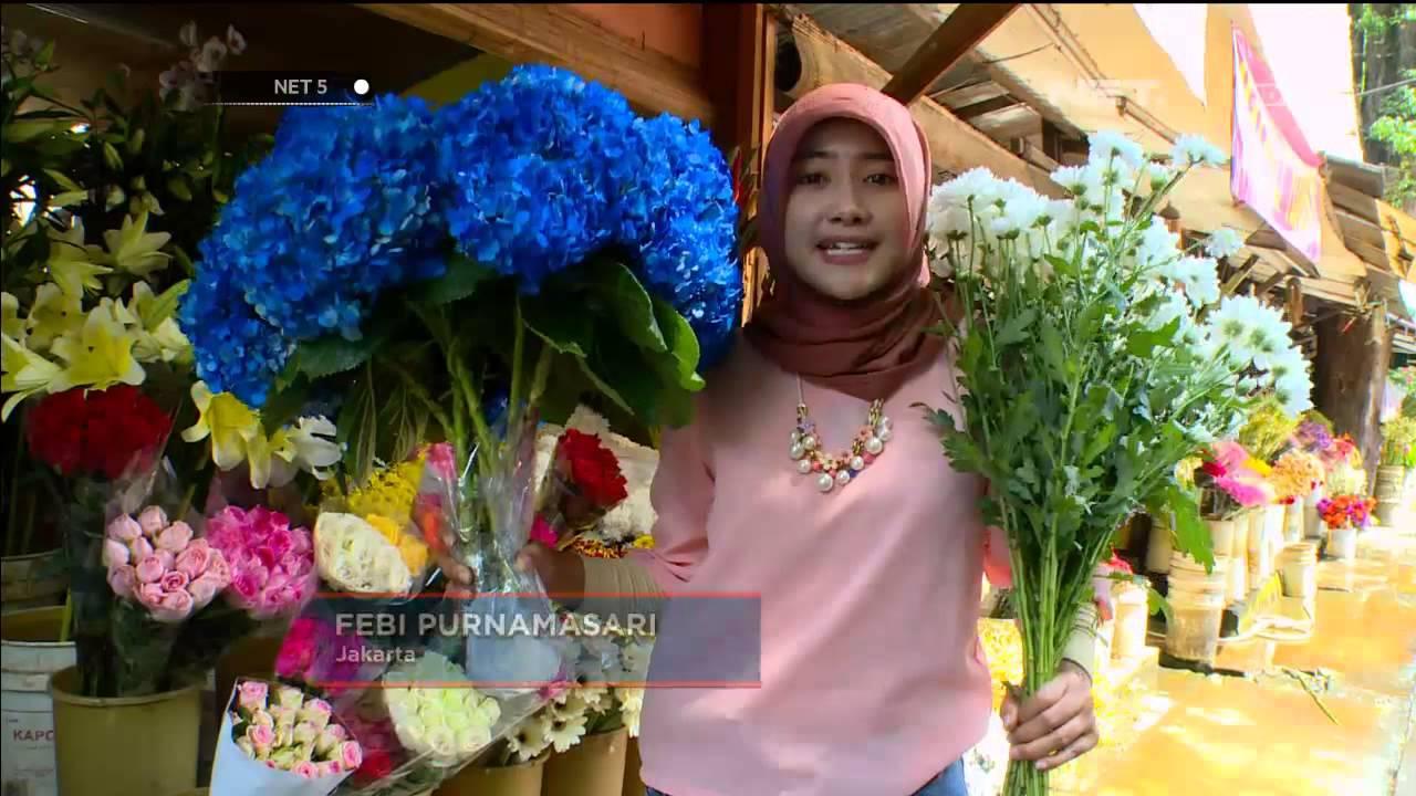 Destinasi Bunga Dekorasi Meja Tamu Net5 Youtube