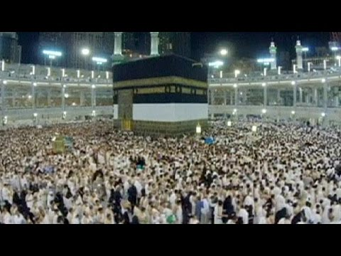 Hajj spells 'business boom' for Mecca - no comment