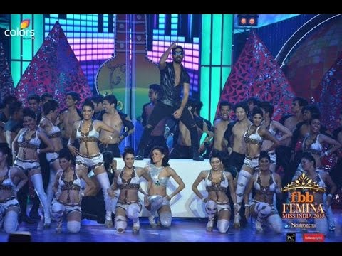 Shahid Kapoor's Breakthrough Performance At Miss India 2016
