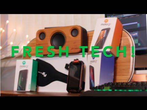 Fresh Tech From The Dojo (January 2017 Edition)