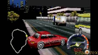 MOST ADVANCED 3D GRAPHICS ON GBA - Tokyo Xtreme Racer Advance