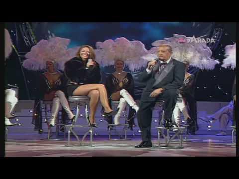 Ana Nikolic - Intervju sa Minimaksom - Grand Show - (TV Pink 2004.)