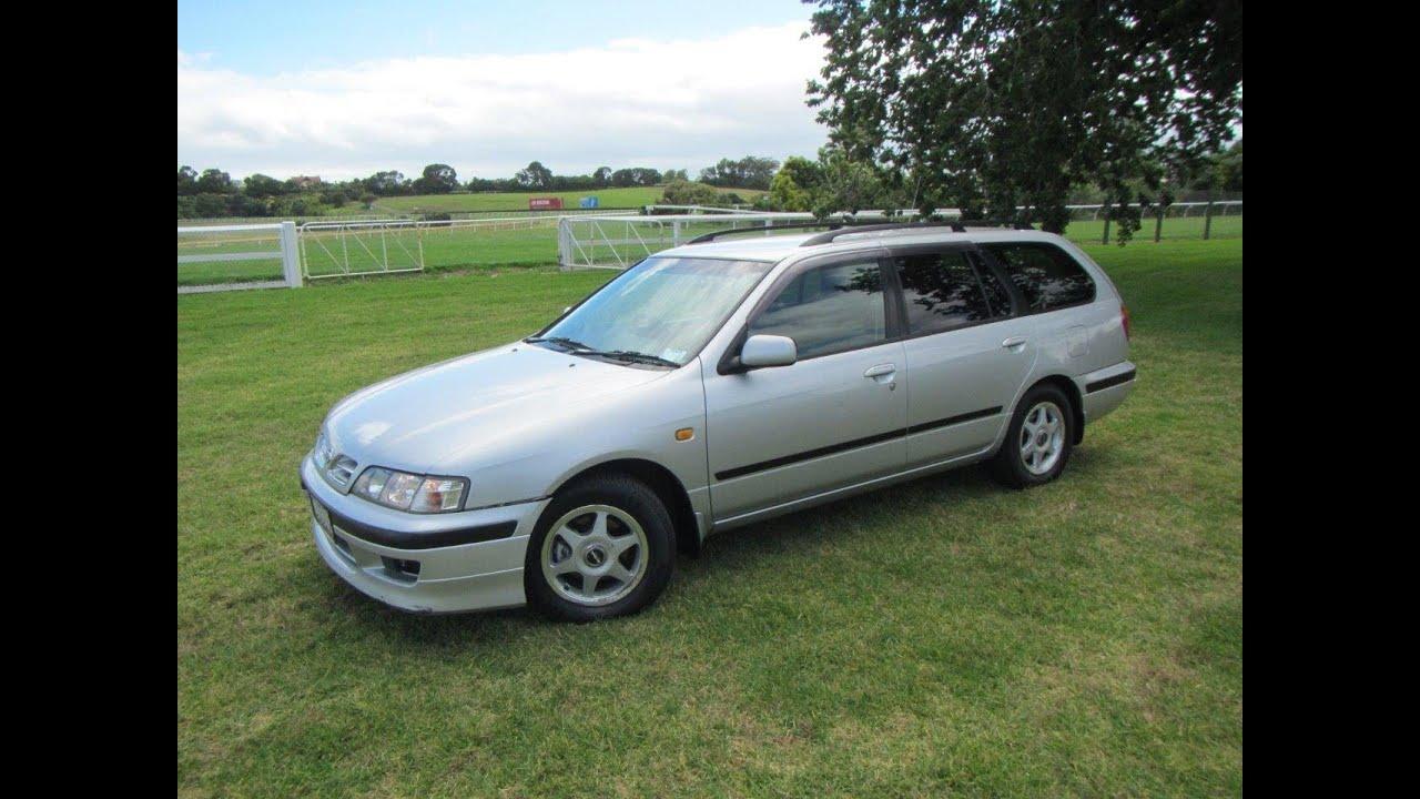 1998 nissan primera station wagon 1 reserve cash4cars. Black Bedroom Furniture Sets. Home Design Ideas
