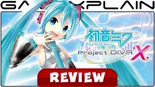 Hatsune Miku: Project DIVA X - REVIEW (PS4)