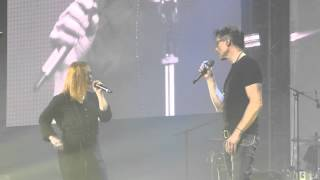 a-ha : Here I Stand and Face the Rain : Paris 2016-04-01