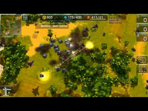 Пeрвое игровое видео Art Of War 3: Global Conflict