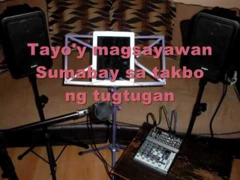 Tayoy Magsayawan By VST And Co. Karaoke Backing Track