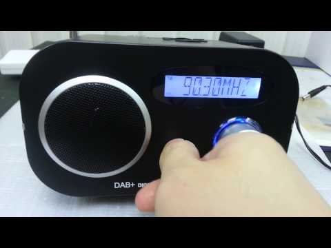 Ocean Digital - DAB Radio DB-80G